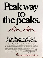 Peak Way to the Peaks, 1986